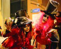 Banks of the Foyle Halloween Carnival: Dieses Jahr findet das Event zwischen dem 25. Oktober und dem 3. November statt.