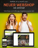 Hantermann startet mit neuem Online-Shop