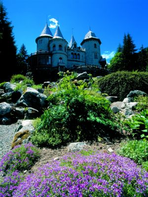 Il Castello Savoia, Gressoney-Saint-Jean Archives Tourisme Vallée d'Aoste_Diego Cesare