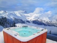 Chalet Brock, Les Collons / Schweiz  Foto: VDFA-Agentur Alpenchalets (www.alpenchalets.com)
