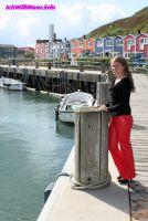 Hafen und Hummerbuden Helgoland