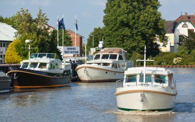 Eine echte Linssen live anschauen, erleben und selbstverständlich auch Probe fahren - das gibt es nur bei Hennings in Papenburg.