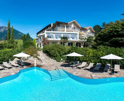 Das Wellnesshotel Sonnbichl in Südtirol
