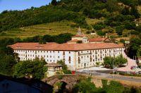 Der Parador von Corias, Asturien