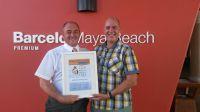 Hotel Barcelo Maya Beach - Top Hotel Partner 2014 von