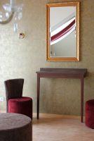 Eines der Themenzimmer des Hotels - hier die Suite