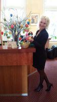 Auberge - das Kult Hotel in Berlin: Inhaberin Antje Last überrascht gerne ihre Gäste