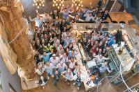 Teilnehmer hotelcamp ALPS 2018