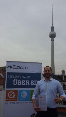 Tobias Görgen, Geschäftsführer der Toocan GmbH