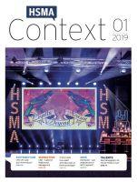 HSMA Context feiert Premiere: die HSMA Deutschland e.V. präsentiert erstmalig Magazin für Mitglieder