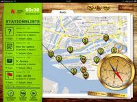 IChallenge Stadtkarte