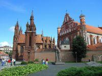 Schnieder Reisen: Auch eine Städtereise nach Vilnius im Baltikum-Programm