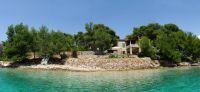 Villa auf der Insel Brac, Mitteldalmatien in Kroatien