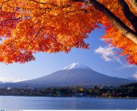 Japan Fuji Kawaguchisee