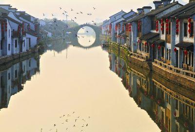 Kanäle von Suzhou