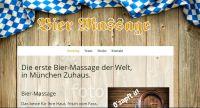 Junges Start Up gründet erste Bier Massage Münchens
