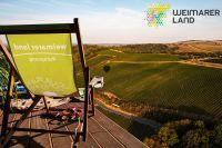 Kampagnenstart Schlafen an besonderen Orten im Weimarer Land mitten in Thüringen