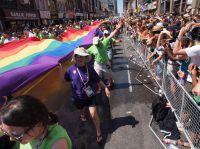 Pride Parade Toronto (Bildnachweis: www.torontowide.com)