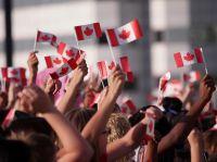 Mississauga Celebration Square in Ontario. Bildnachweis: Torontowide.com