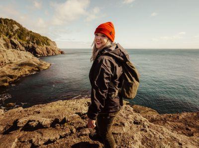 Eine Reise auf dem Spuren kanadischer Autoren. Credit: Destination Canada