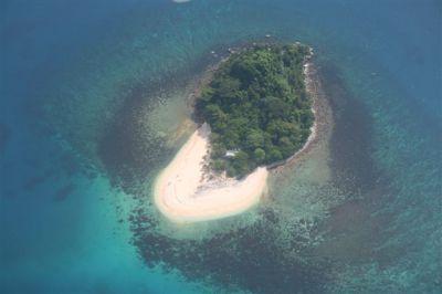 die Insel im Meer - die Insel die man mieten kann - für 50,-