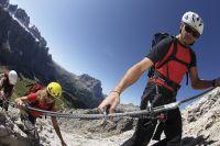 Klettersteig - Quelle: Südtirol Marketing - Urheber:  Alessandro Trovati
