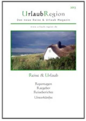 Cover Reise Magazin