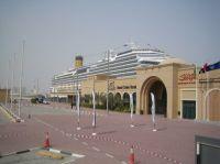 Costa Favolosa in Dubai
