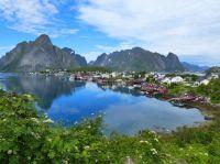 Reisen nach Skandinavien mit Gabi Eser - Lofoten