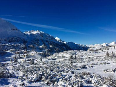 Schneepracht in Obertauern (Foto © Christian Schartner)