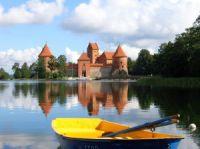Trakai in Litauen