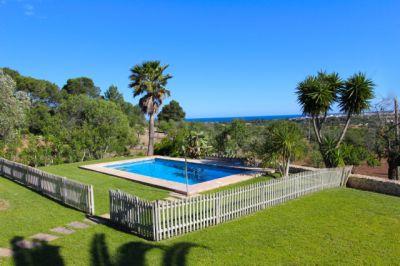 Mallorca Finca, Ferienhaus zum mieten in Strand und Meernähe
