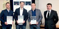 Marktführende Lösung zur Umsatzsteigerung bei Hotels bringt SiteMinder den Top hotel Star Award Gold ein