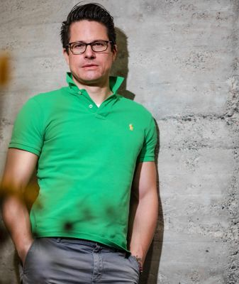 Martin Stockburger, Geschäftsführer Koncept Hotels ©Koncept Hotels