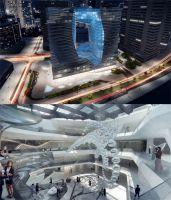 ME Dubai wird Landmarke in der Skyline der Wüstenstadt