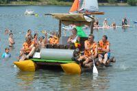 Mehr als 3.300 Besucher beim Tag des Wassersports im Seepark Zülpich.