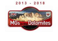 MGs in the Dolomites - DAS INTERNATIONALE MG - EVENT IN DEN DOLOMITEN