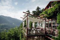 Michelin Stern für das Restaurant Prezioso im Castel Fragsburg