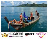 Das letzte Finale in Thailand mit spektakulären Fotoshootings auf und auch unter dem Wasser