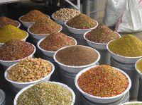 Bildquelle: Vital-Centrum Kobs u. Kobs-Metzger GbR, Gewürzmarkt in Indien