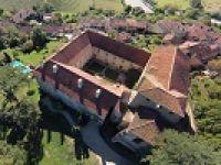 Im ehemaligen Kloster von Saint Mont eröffnete jetzt ein Boutique-Hotel.