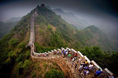Mit Albatros Travel zum Marathon auf der Chinesischen Mauer (Bild: Albatros Travel)