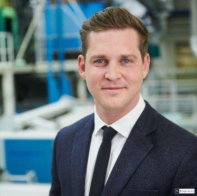 Philipp Nagel, Geschäftsführer VIENNA Textilservice.
