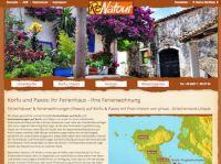 Nachhaltiger Urlaub auf Korfu im Ferienhaus oder Ferienwohnung