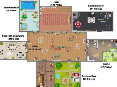 Online Green Tourism Camp/Meetingland
