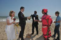 Heiraten und feiern an Namibias Atlantikküste zwischen Swakopmund und Walvisbay