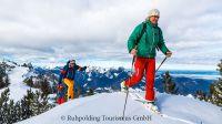 Naturverträgliche Skitouren in den Chiemgauer Alpen