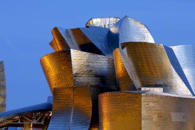 Einzigartige 42 Tage Geotoura Spanien Rund-Reise.Copyright: Guggenheim Museum, Bilbao von Spanisches Fremdenverkehrsamt, München