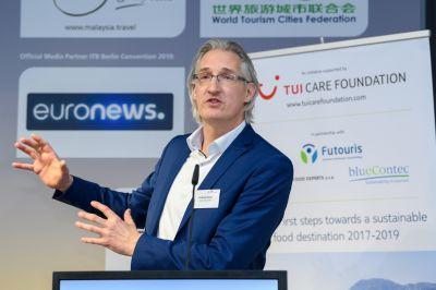 Andreas Koch, Geschäftsführer und Mitgründer der blueContec GmbH.