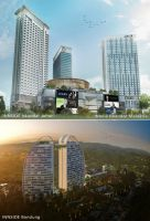 Bildquelle: Meliá Hotels International Fotos: Innside Bandung (1), Innside Iskandar Johor/Meliá Iskandar Malaysia (2)